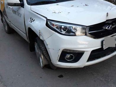 В Волгограде два автомойщика угнали и разбили «Чери Тиго» клиента
