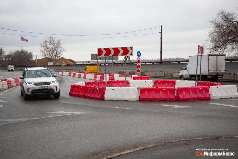 «Шире круг»: В Волгограде изменится развязка на Набережной
