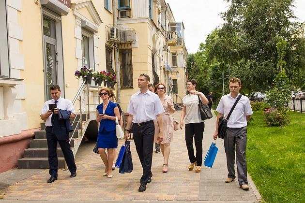 В Волгограде стартует сезон бесплатных пешеходных экскурсий