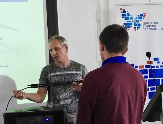 Настроить цифровое ТВ волгоградцам помогут волонтеры