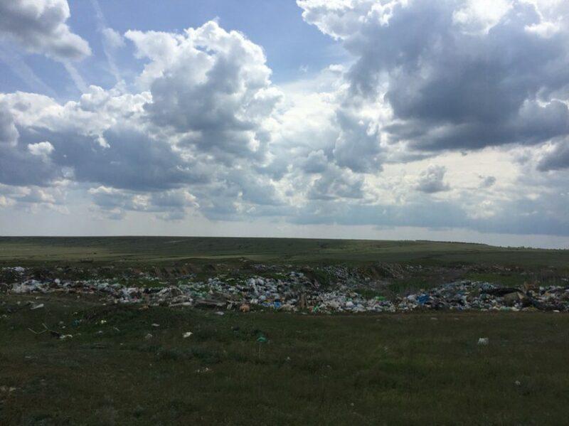 50 тысяч рублей выплатит фермер за сброс на почву отходов производства