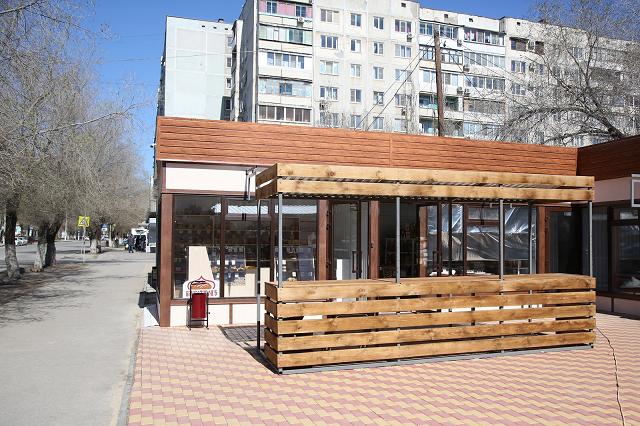 В Ворошиловском районе готова к открытию новая ярмарка на улице Елецкой