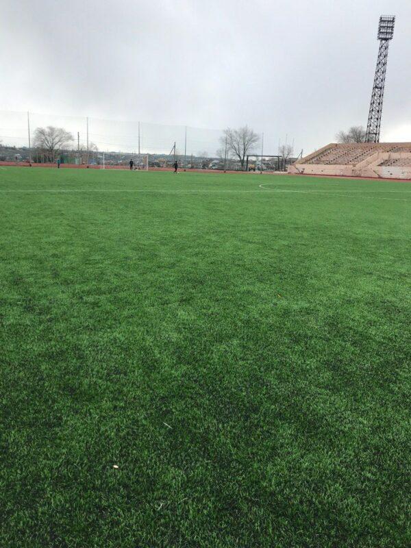 Трибуну городищенского стадиона планируют капитально отремонтировать
