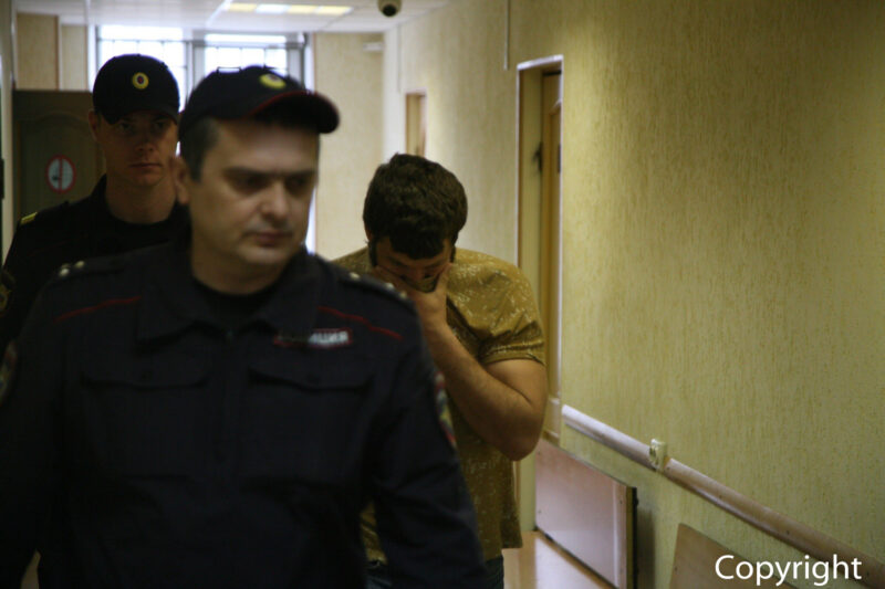 Алихана Халидова всё же оставили в СИЗО на два месяца
