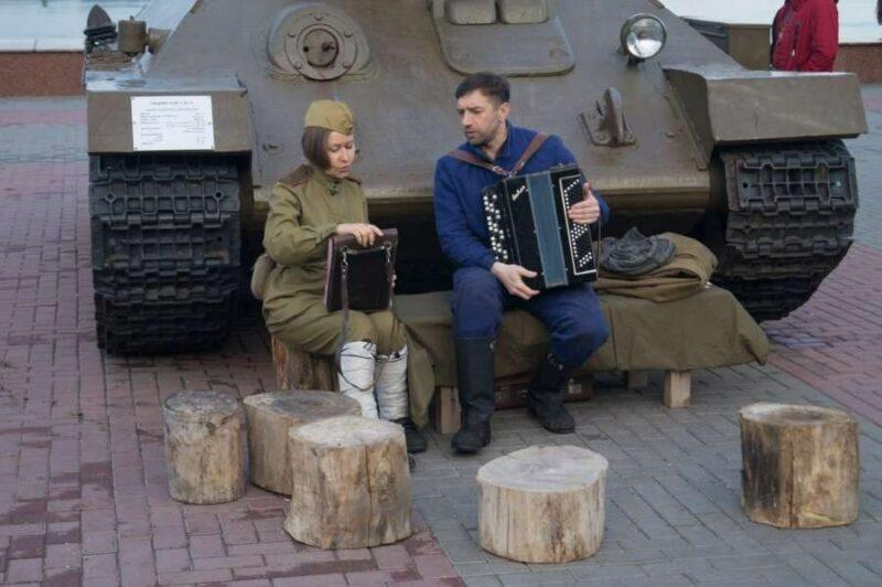 Стал известен график ретропоезда «Воинский эшелон» по Волгоградской области