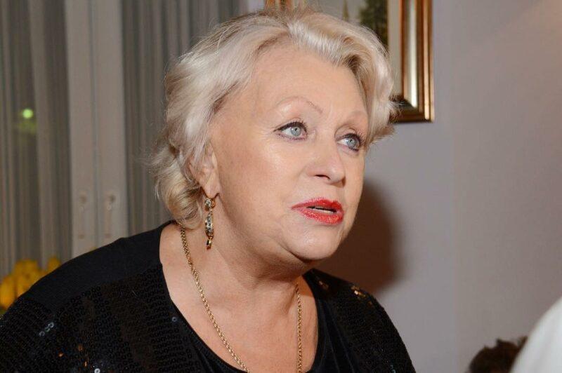 Людмила Поргина рассказала о жизни после смерти Караченцова