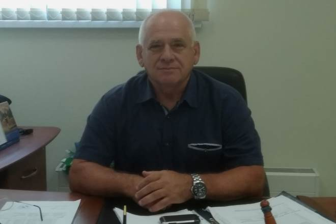 Гендиректора «Спартака-Волгоград» наградили медалью «За заслуги перед Отечеством»