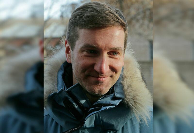 журналист Антон Красовский