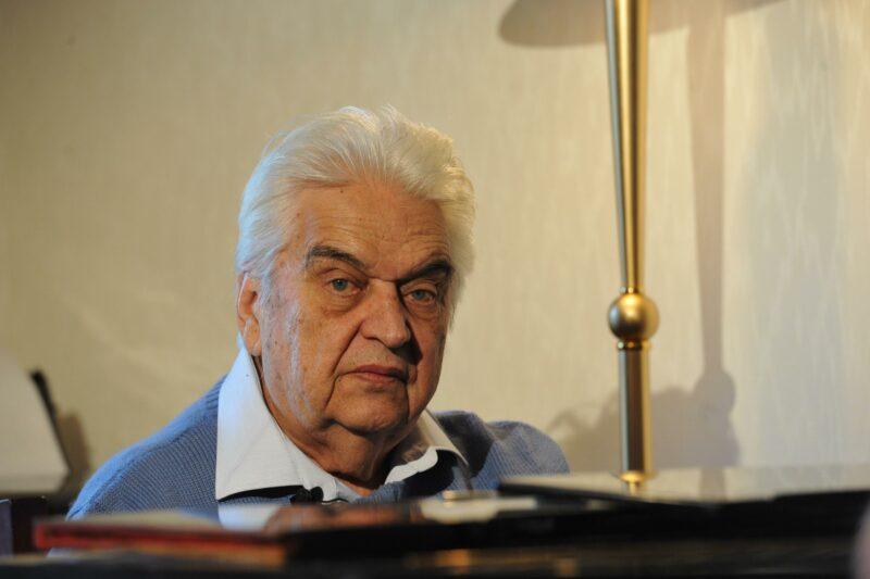 На 86-м году жизни умер автор музыки к «Приключениям Электроника»