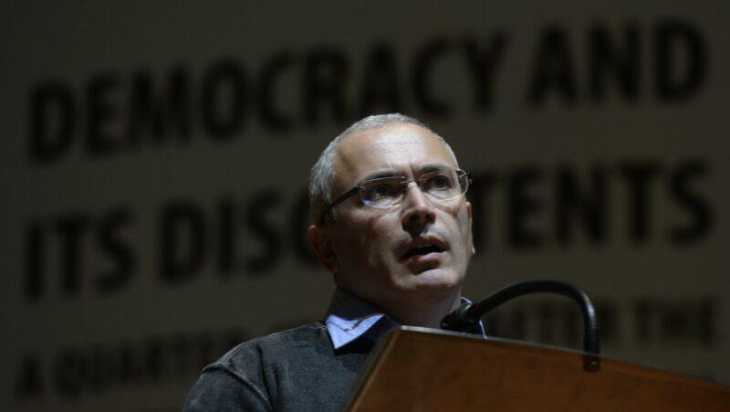 Ходорковский построил свою финансовую империю на выводе криминальных капиталов из России