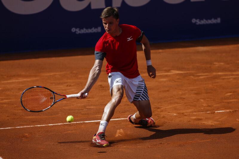 Алексей Ватутин уступил сербскому теннисисту на турнире в Германии