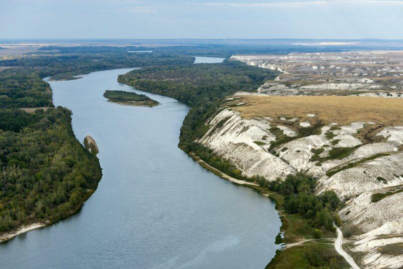 В Волгоградской области снимают фильм о реке Дон