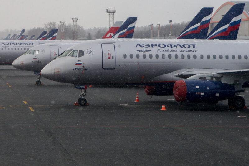 Аэрофлот и «Сухой Суперджет 100»: все инциденты с бортами