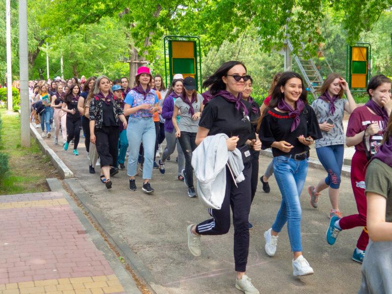 В Волгограде вожатые готовятся к летней оздоровительной кампании