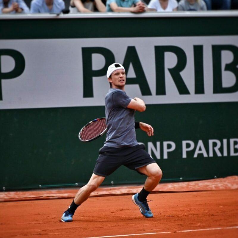 Волгоградский теннисист Алексей Ватутин вышел в главный раунд турнира ATP во Франции