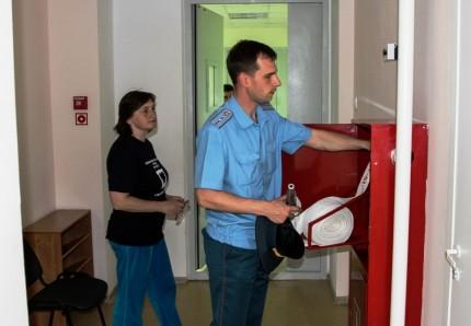 Детские оздоровительные лагеря Волгоградской области проверяет МЧС