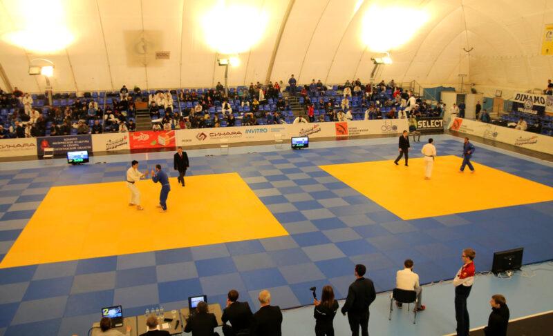 Волгоградские дзюдоисты выиграли пять медалей на всероссийских соревнованиях