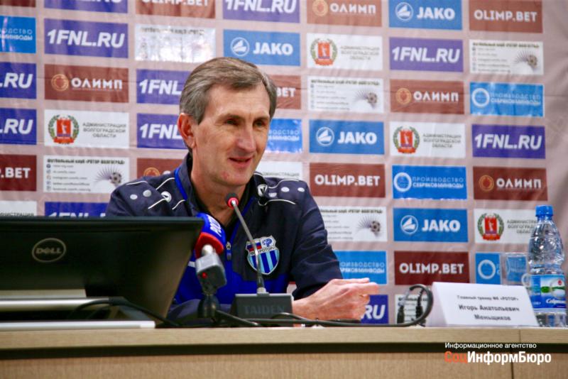 «С настроем всегда всё хорошо»: Игорь Меньщиков — о победе над «Тюменью»