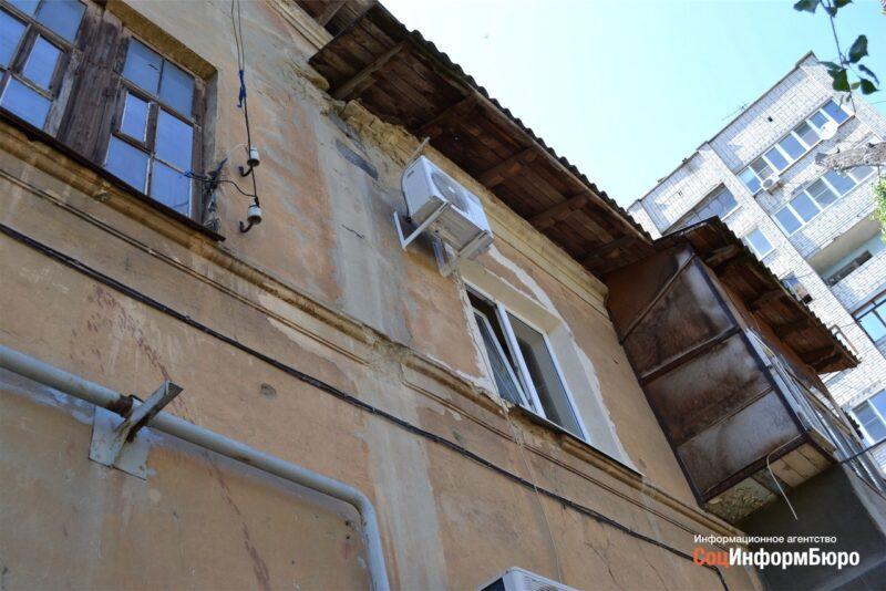 В Волгоградской области капитально ремонтируют 100 домов