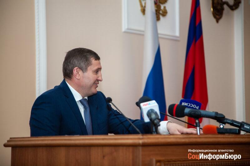 Андрей Бочаров призвал готовиться к школьным каникулам и юбилею Волжского