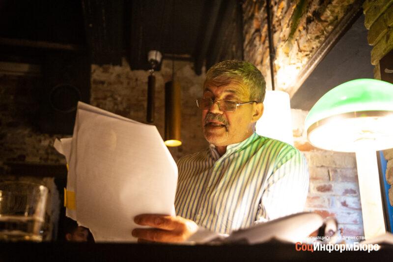 Писатель Андрей Прошаков