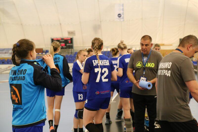 Гандболистки «Динамо-Синара» заняли восьмое место в чемпионате России
