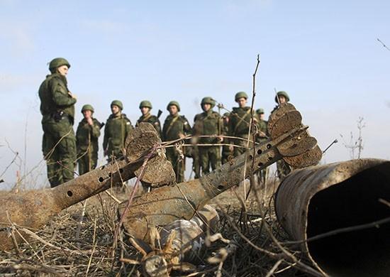 Сапёры Волгоградской области отчитались об уничтоженных опасных предметах времён ВОВ