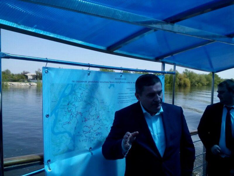 Волго-Ахтубинскую пойму собираются обводнить за счёт мини-ГЭС через несколько лет