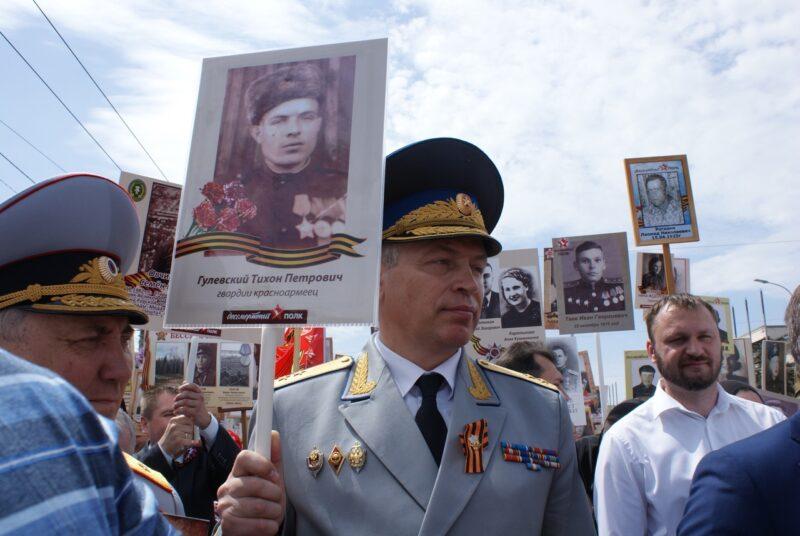 В Сталинграде стартует многотысячный «Бессмертный полк»