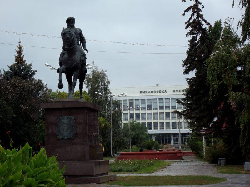 В «Ночь музеев» две улицы в Волгограде частично станут пешеходными