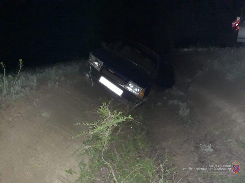 В регионе пьяный водитель покалечил пассажира, уходя от преследования