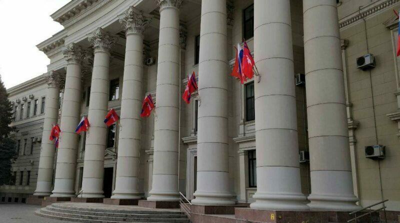 Волгоградская областная Дума огласила повестку на 15 мая