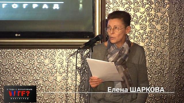 Елена Шаркова: «К «серым мышкам» я точно не отношусь, поэтому вне власти»
