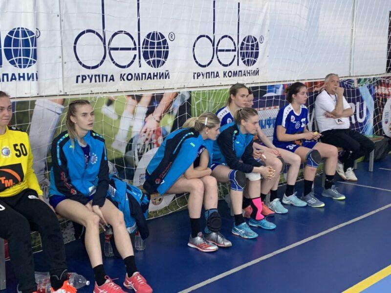 Гандбольное «Динамо-Синара» уступило в первом матче в борьбе за 7-8 места