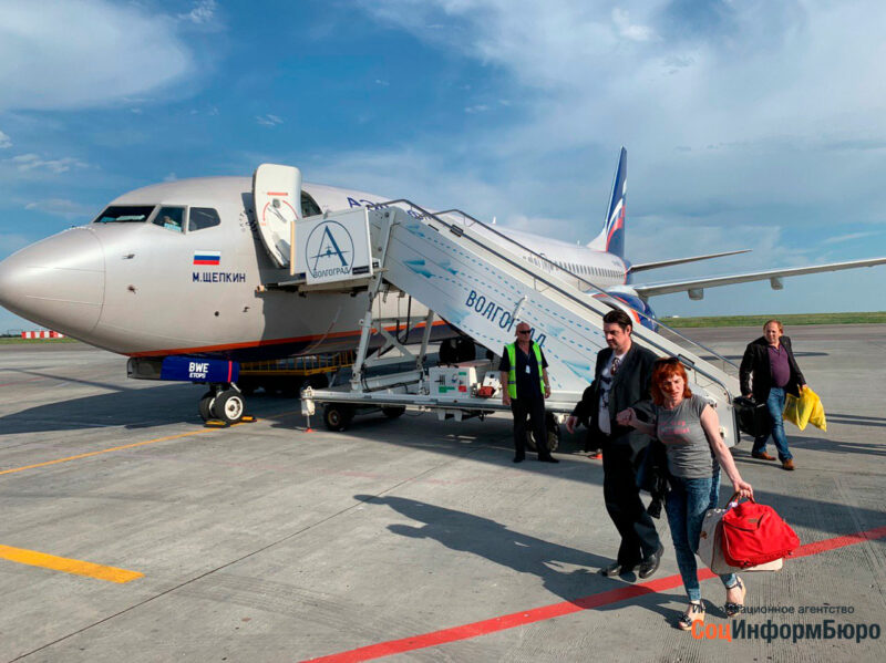 Пассажира рейса «Москва-Волгоград» экстренно госпитализировали в аэропорту «Гумрак»