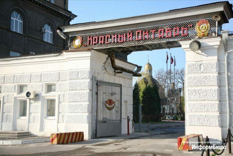 На территории «Красного Октября» для большегрузов открыли автотерминал