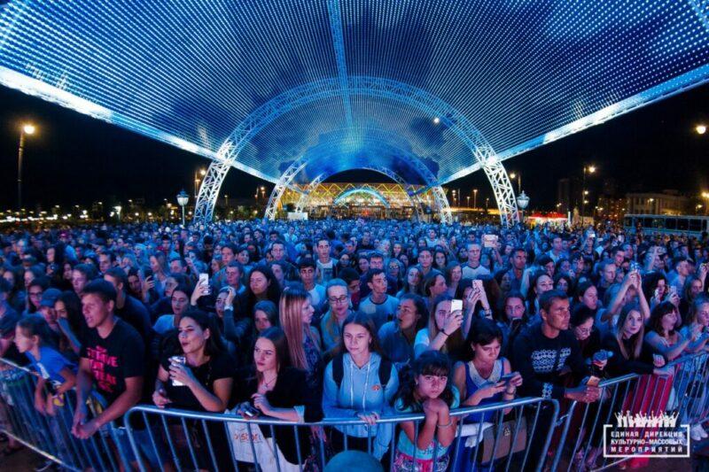 Ежегодный фестиваль молодежи «Берег» переносится на следующий год