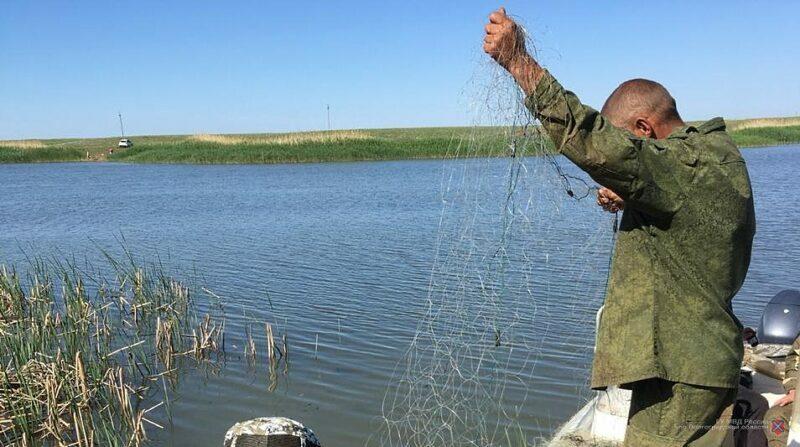 В Светлоярском районе пресекли факты браконьерства