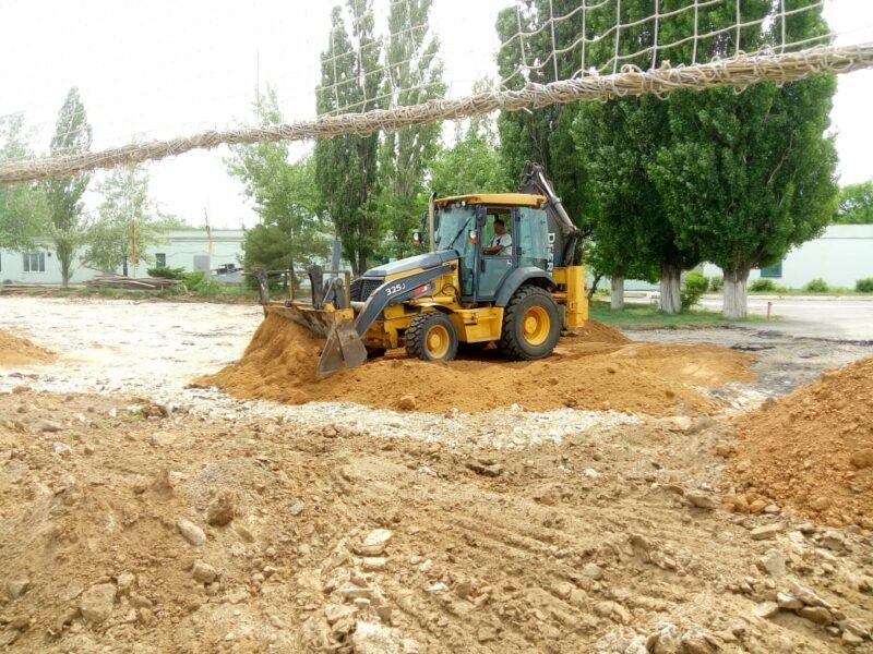 В Волгограде стартовал второй этап реконструкции стадиона «Темп»