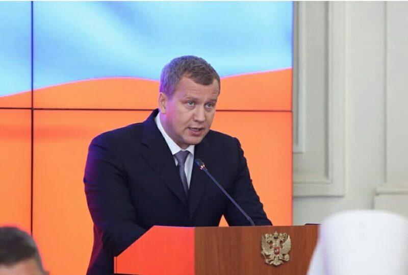 Путин сменил врио губернатора Астраханской области