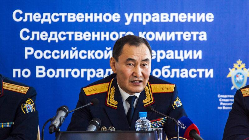 В Волгограде задержан экс-глава СК России по Волгоградской области Михаил Музраев