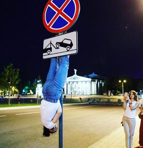 """""""Плохой пример"""": Пользователи осудили выходку Елены Исинбаевой"""