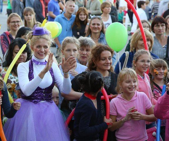 В Волгограде стартовали отборочные туры конкурса «Уличный артист»