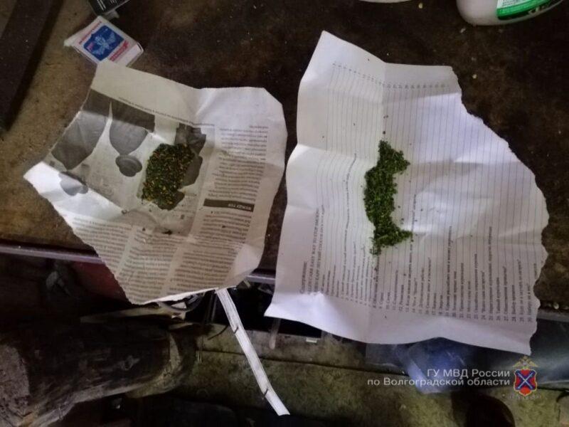 Житель Волгоградской области продал односельчанину «травку»: под суд пойдут оба
