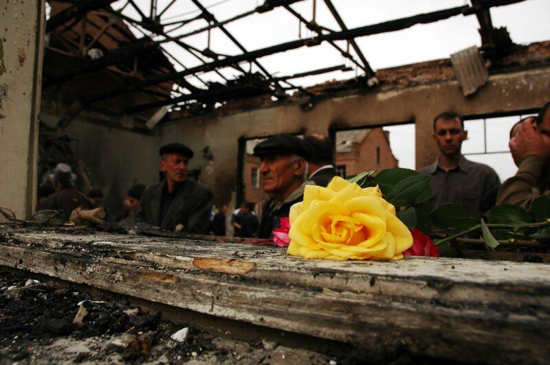 В Волгограде пройдет выставка в память о жертвах теракта в школе Беслана