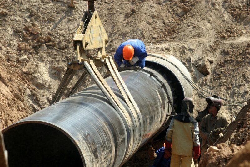 Стала известна причина порыва газопровода в Красноармейском районе Волгограда