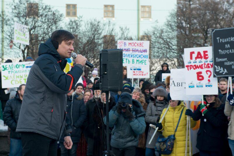 Ввиду отсутствия народной поддержки Гудков пошел на подлог с подписями?