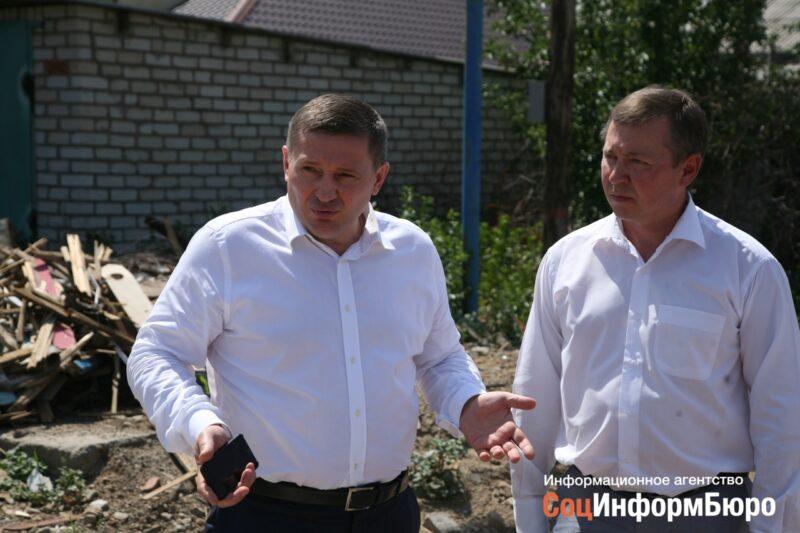 Результаты работы администрации Калача-на-Дону привели в ярость Андрея Бочарова