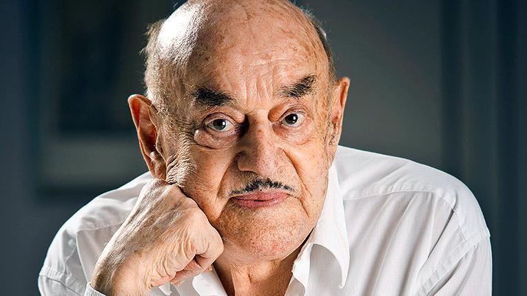 На 101-м году жизни умер кинопродюсер Артур Браунер