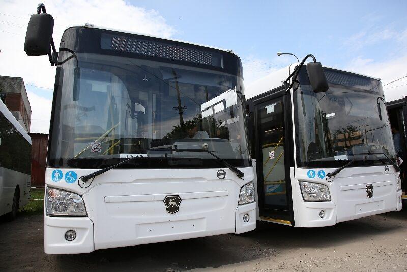 С 1 августа автобус №1 начнет обслуживать речной вокзал